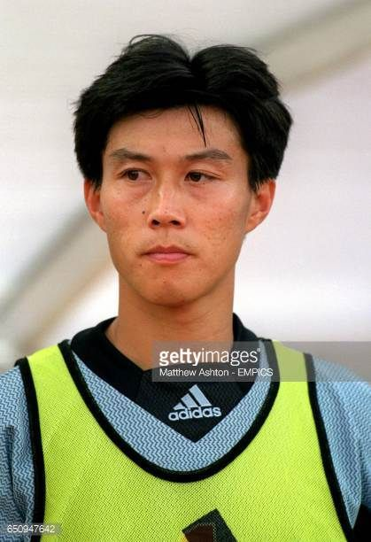 Ou Chuliang China PR goalkeeper