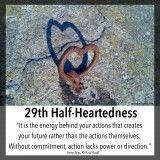 29 Half Heartedness, Shadow