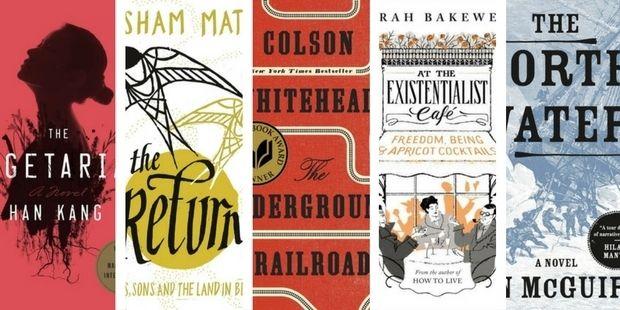 2016 yılının en iyleri arasında, Man Booker Ödüllü Han Kang ve Hisham Matar gibi yazarların kitapları da bulunuyor...