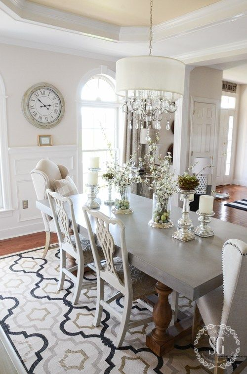 SPRING HOME TOUR HOSTED BY COUNTRY LIVING MAGAZINE