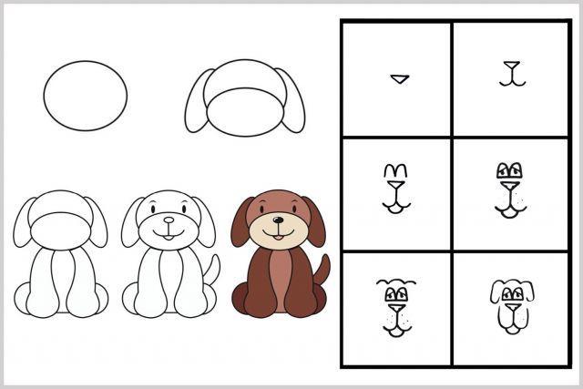 techniques faciles pour apprendre dessiner