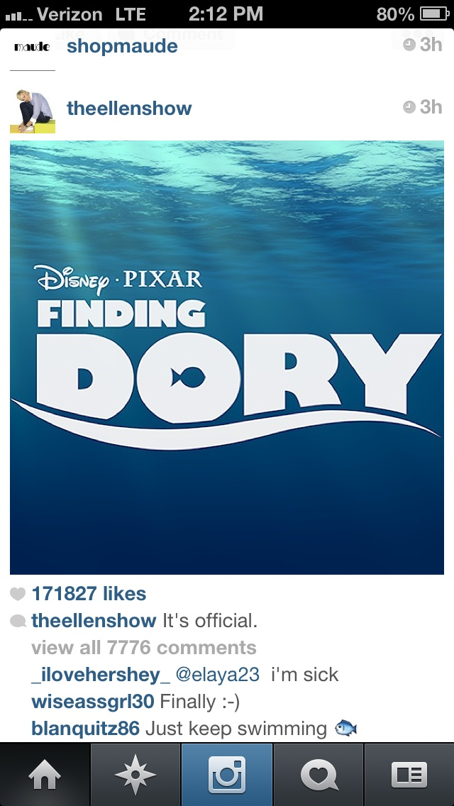 So excited for the new movie