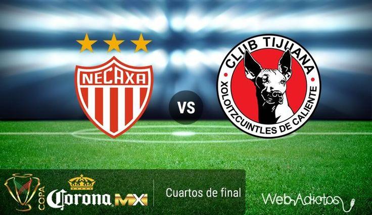 Necaxa vs Tijuana en la Copa MX Clausura 2016 ¡En vivo por internet! | Cuartos de final - https://webadictos.com/2016/03/15/necaxa-vs-tijuana-cuartos-de-final-copa-mx-c2016/?utm_source=PN&utm_medium=Pinterest&utm_campaign=PN%2Bposts