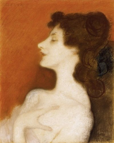 Women in Painting by Jozsef Rippl-Ronai (1861-1927) ~