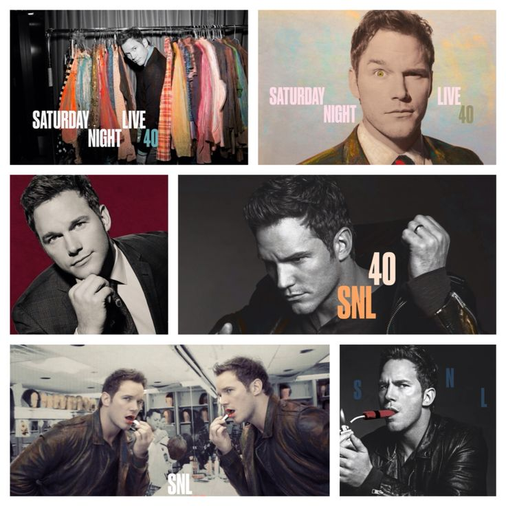 Chris Pratt SNL Host Bumpers (9/27/14)