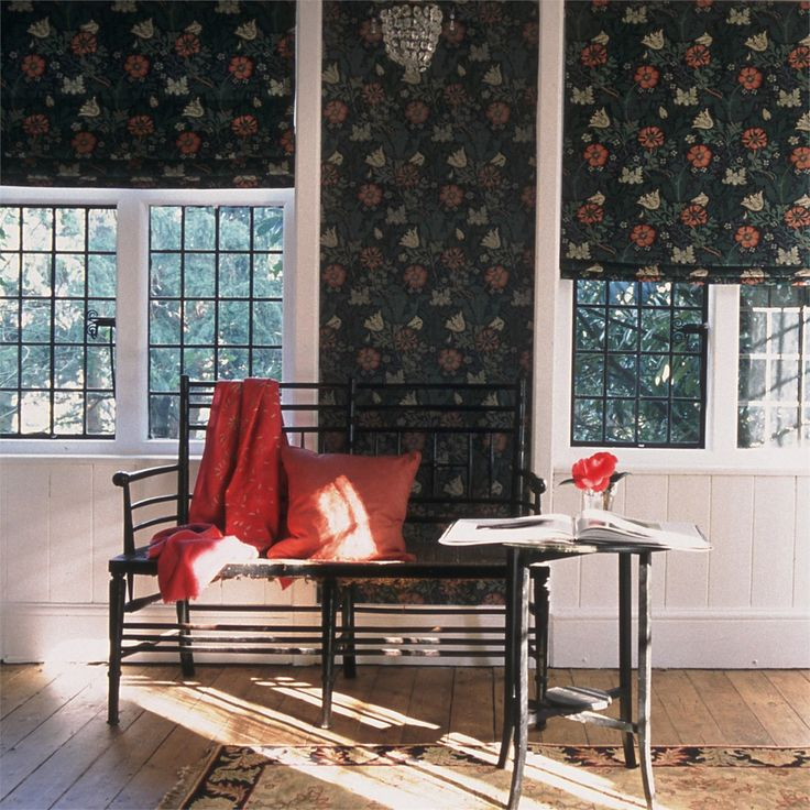 Morris & Co | Designer Fabrics and Wallpaper | Compton