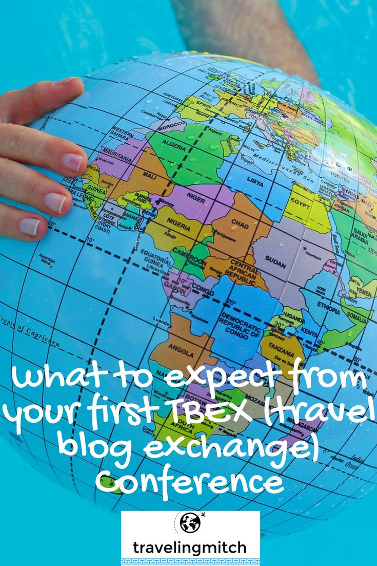 If you've ever wondered what #TBEX, also known as the Travel Blog Exchange, is all about, then look no further. I cover what you can expect from personal experience, so you can think about whether TBEX is right for you.