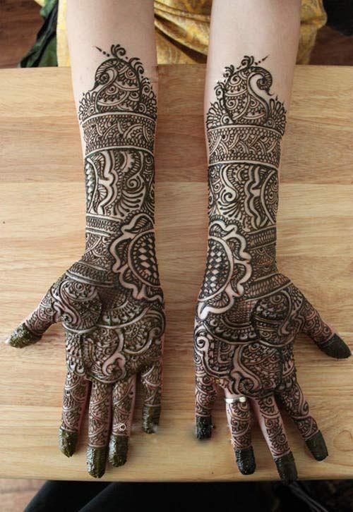 10 Intricate Rajasthani Mehndi Designs To Inspire You
