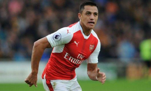 Alex Iwobi reveals just how much effort Alexis Sanchez puts in to training