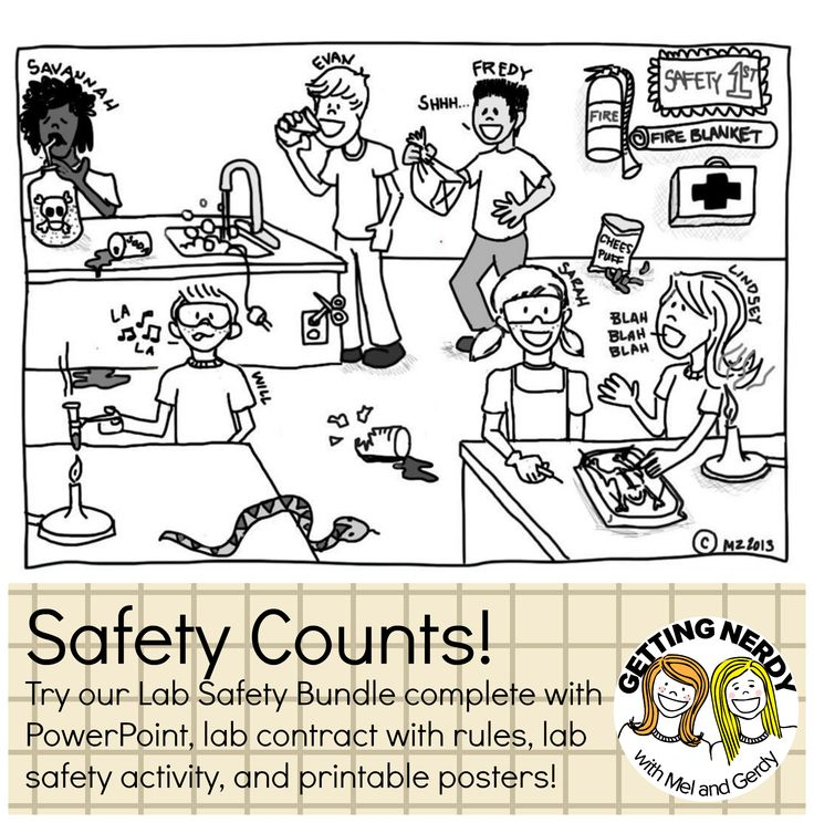 103 best Chemistry - Lab Safety images on Pinterest | Activities ...