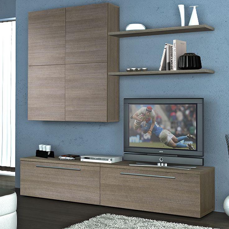 27 best ensemble de meubles tv images on pinterest. Black Bedroom Furniture Sets. Home Design Ideas