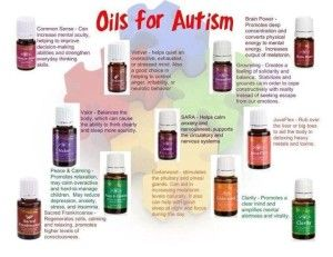oils for autism