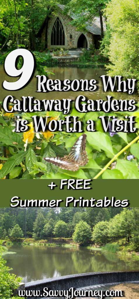 9 Reasons Why Callaway Gardens is Worth a Visit