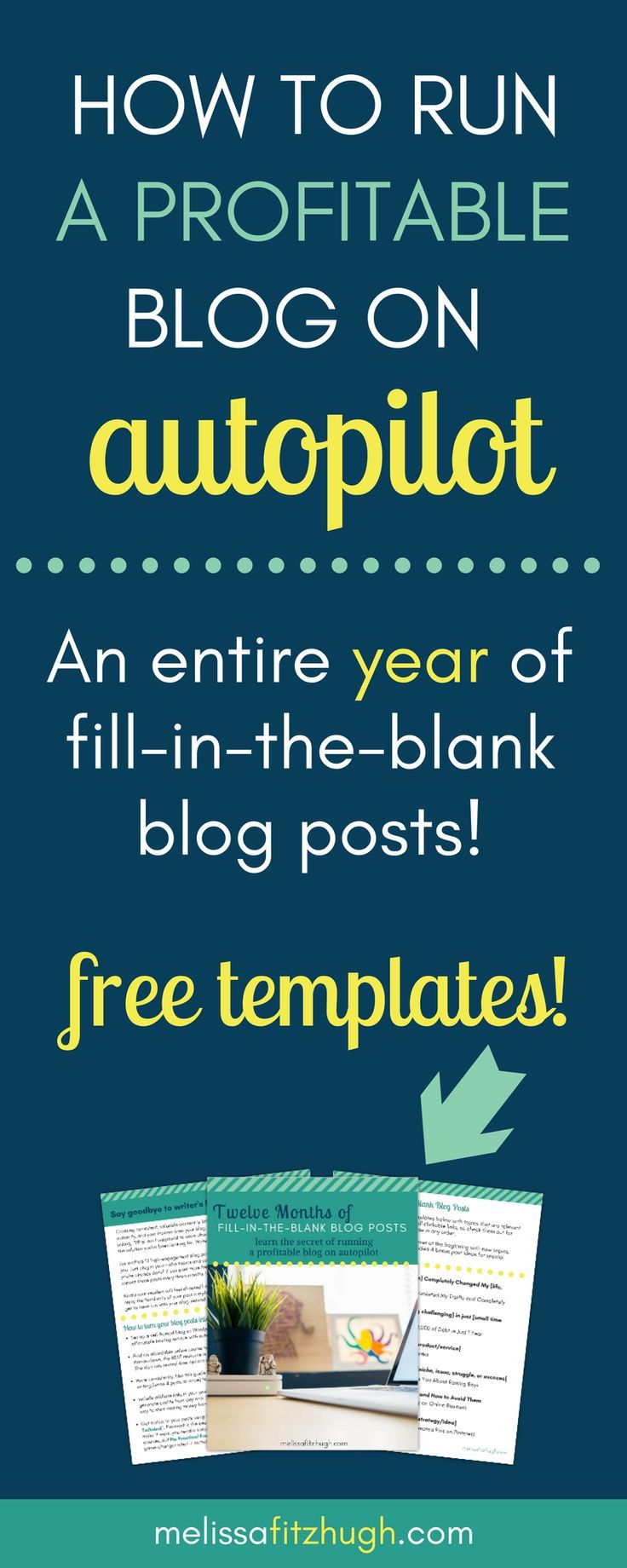 Say goodbye to writer's block once and for all! Get 12 months of Facebook Live ideas and Blog Post Content ideas delivered straight to your inbox! Perfect for beginner bloggers and all kinds of niches! #GirlBoss #WAHM #LessHustleMoreHappy
