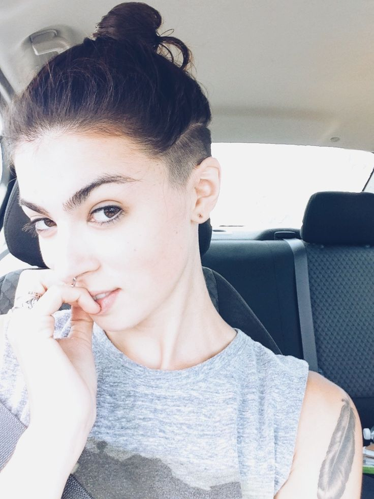 1000+ ideas about Shaved Side Hair on Pinterest | Shaved ...