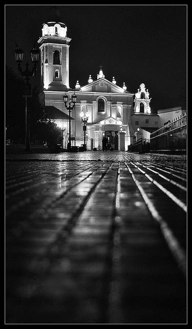 Recoleta después de la lluvia - Graciela Pierre | Basílica de Nuestra Señora del Pilar | Flickr