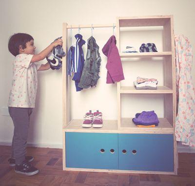 Móveis para montar um quarto Montessoriano - Just Real Moms