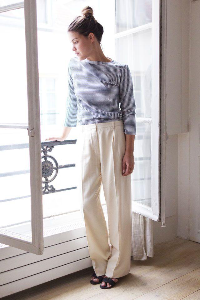 Dans le dressing de Lara Melchior   Vogue