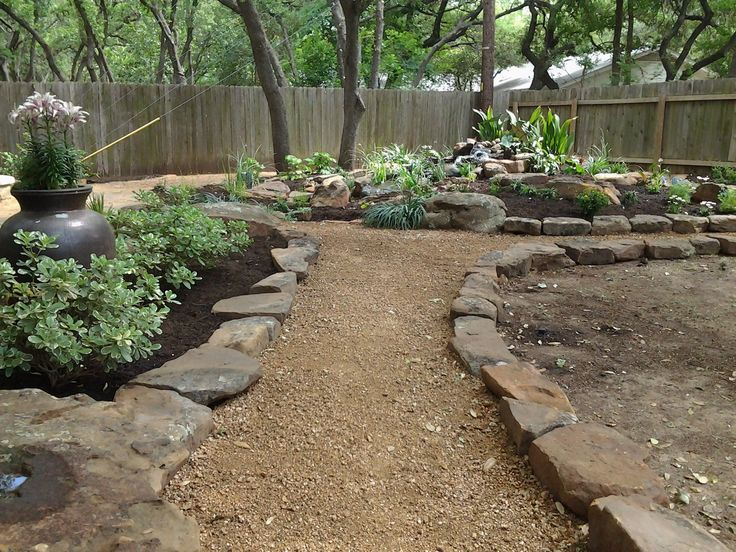 Landscape design ideas, stone fire pits, water features, backyard ...