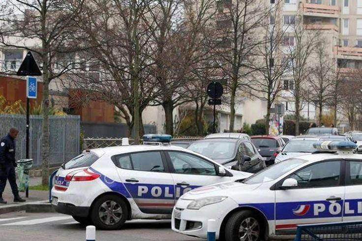 Polisi Perancis Berdemo Tuntut Penguatan Institusi