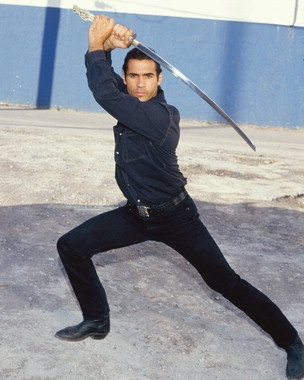 Duncan McCloud Highlander movies and series sexy Adrian Paul