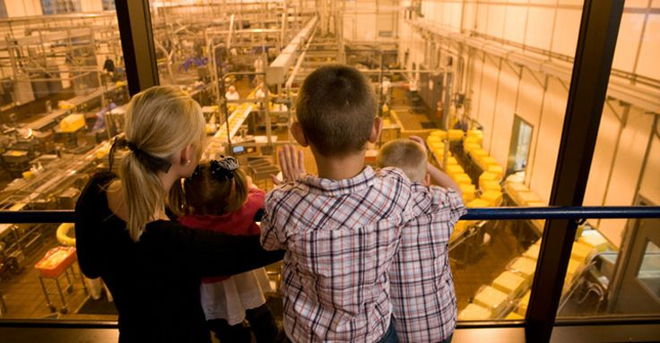 Tillamook Cheese Factory Tour - Find out how Tillamook Cheese is made and get answers to your cheesiest questions.