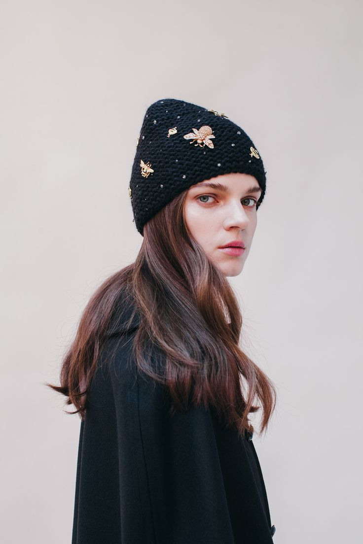Simple and stylish hat!