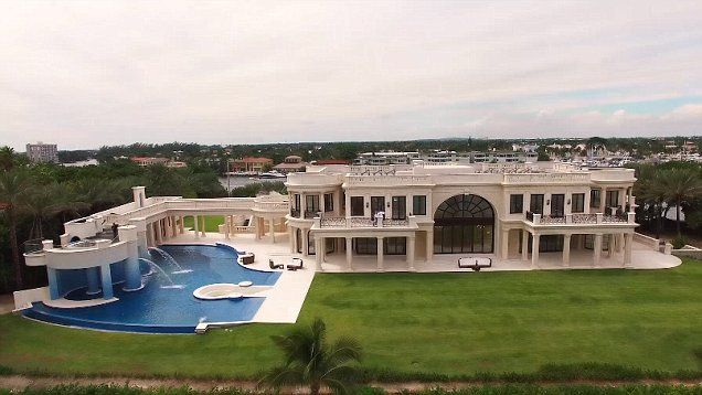 Florida Estate Inspired By The Palace Of Versailles Costs
