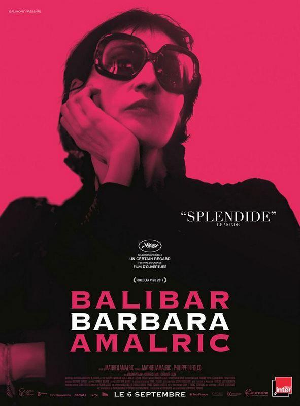 Cinéma : Barbara de Mathieu Amalric - Avec Jeanne Balibar, Mathieu Amalric http://www.parisladouce.com/2017/09/cinema-barbara-de-mathieu-amalric-avec.html