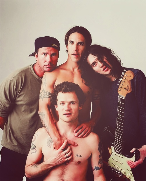 Fourth of July Music - Red Hot Chili Peppers