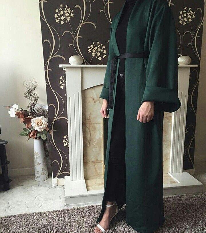 IG: Discover.Ethereal || Modern Abaya Fashion || IG: Beautiifulinblack || tumblr: beautiifulinblack ||
