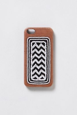 beaded iphone 5 case