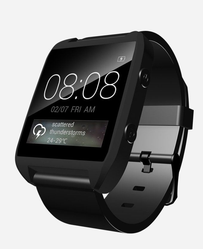 Innovative and revolutionary. The SpeedUp Smartwatch is the World's first Android 4.4 KitKat Smartwatch.  http://zocko.it/LE591