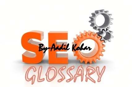SEO Glossary Algorithm is a programming rule that tells how search engine indexes contents. Alt Attribute is the alternative text description for images. Anchor Text is the text part of the link. This is used by search engines as an significant ranking factor. Back links are inlinks, inbound links, incoming links (whatever you want to call it) pointing to a...