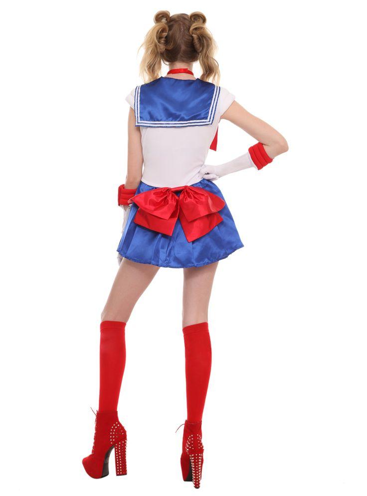 Sexy sailormoon costume-7719