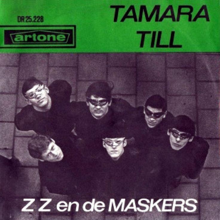De Maskers - Sensations In Sounds