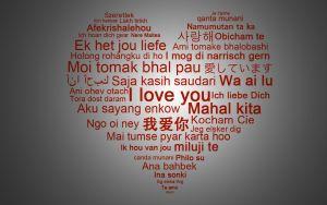 Words - Multilingual Mama