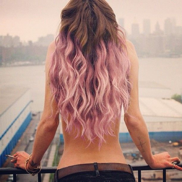 closer to my hair color