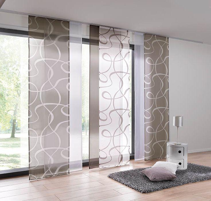 Die Besten 25+ Wohnzimmer Vorhänge Ideen Nur Auf Pinterest ... Wohnzimmer Ideen Gardinen