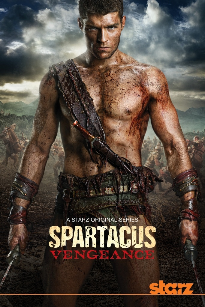 Spartacus - (2010)  Creator: Steven S. DeKnight  Stars: Andy Whitfield, Lucy Lawless, Manu Bennett   Watch the story of history's greatest gladiator unfold with graphic violence and explicit sex. This is Spartacus.