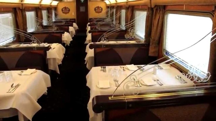The Ghan Train. Luxury railway from Darwin to Adelaide Australia http://www.tipsfortravellers.com/ghan-train-australia-video-tour-iconic-railway-journey/ #australia #theghan #trains