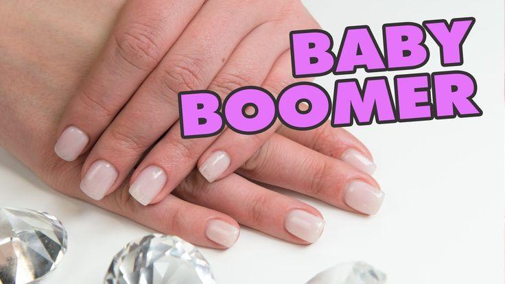 Schlicht und natürlich - das ist das Babyboomer-Naildesign! Wir wünschen Euch viel Spaß beim Nachmachen.  #nails #jolifin #nailart
