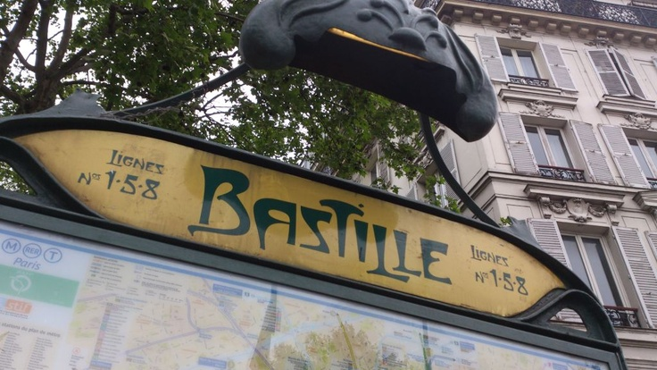 bastille mausoleum meaning