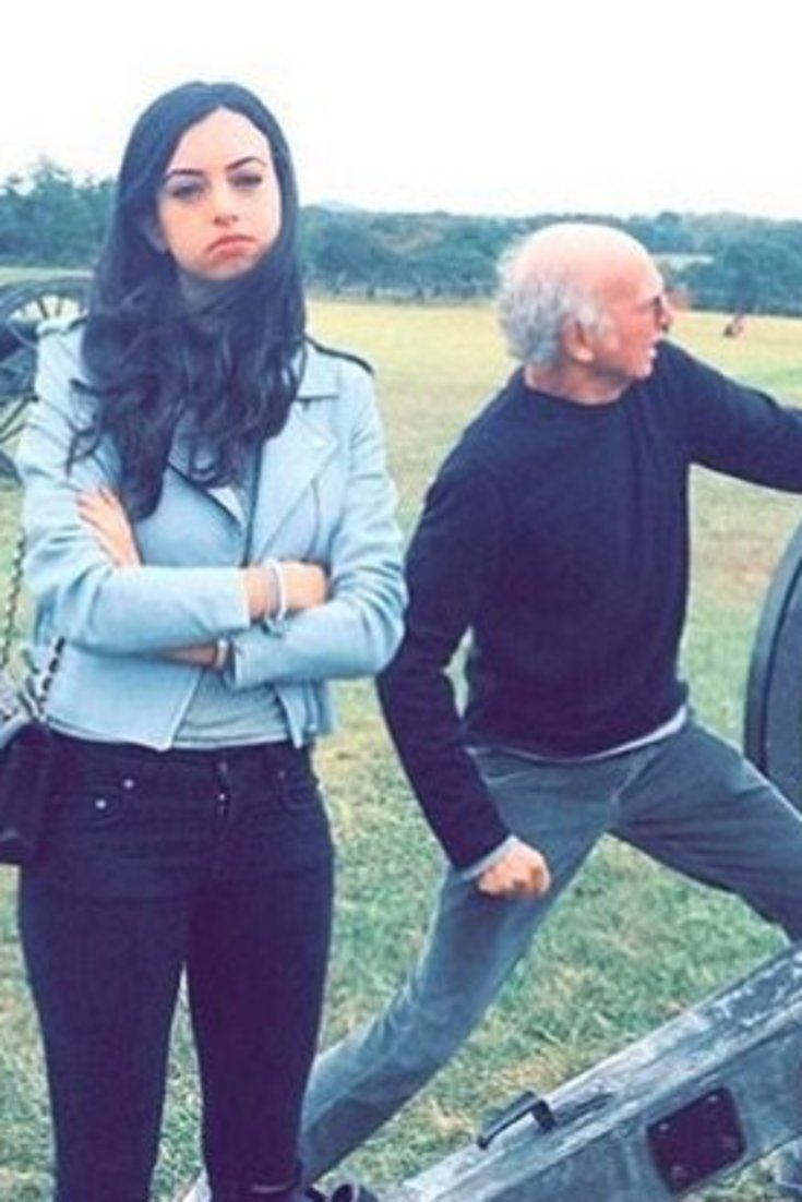 Larry David's Daughter Does The Best Larry David Impression