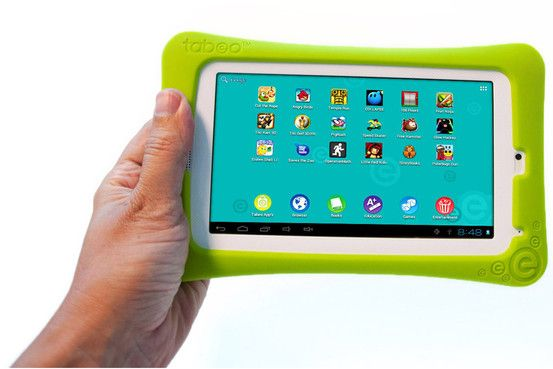 """In a bid to battle the """"showrooming"""" phenomenon that is hurting big-box retailers, Toys 'R' Us said Monday it will start selling its own proprietary tablet designed for children. Ann Zimmerman has details on Lunch Break."""