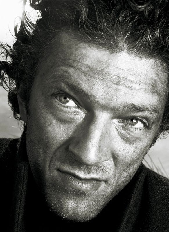 Vincent Cassel - always feral/fierce\ferocious/ vicious\savage/predatory\menacing/bloodthirsty - always gorgeous