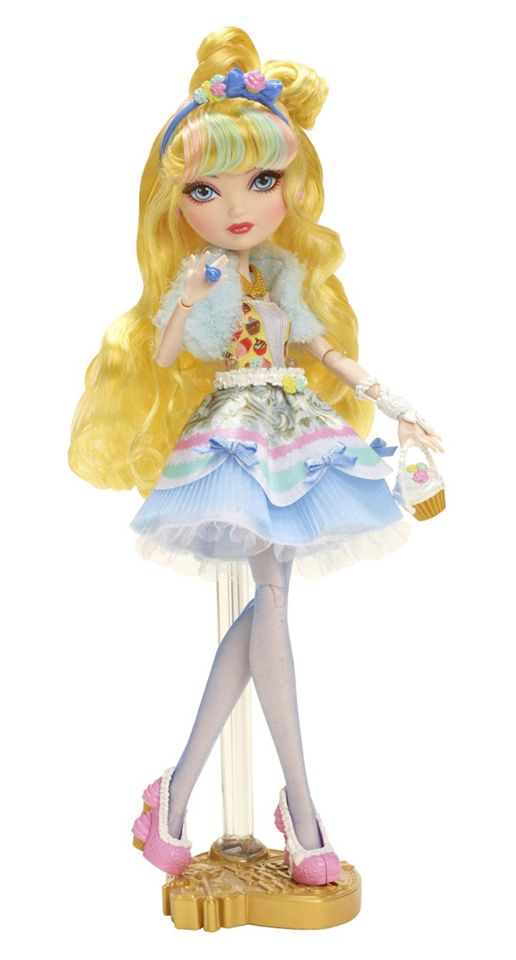 Sugar coated ever after high?