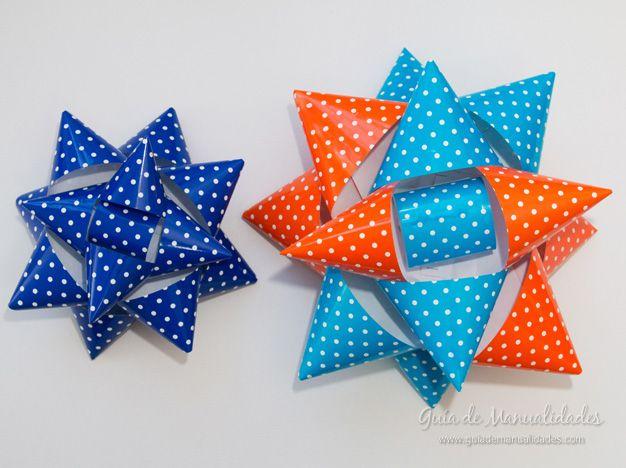 ms de ideas increbles sobre lazos de papel en pinterest lazos para regalos arco origami y origami diy