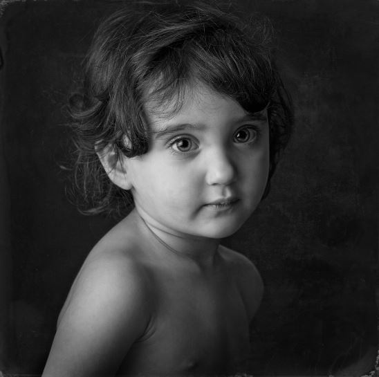 baby photo by professional photographer