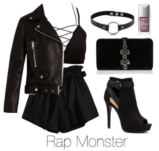 Angels & Devils – BTS-Outfits Lederjacken-Outfits – Admin Kath